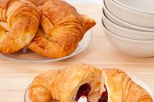croissant french brioche filled with berries jam 34.jpg