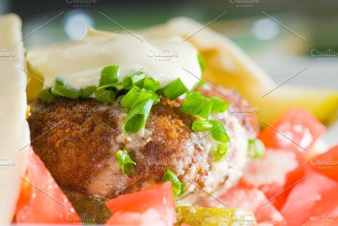 falafel wrap 17.jpg - Food & Drink