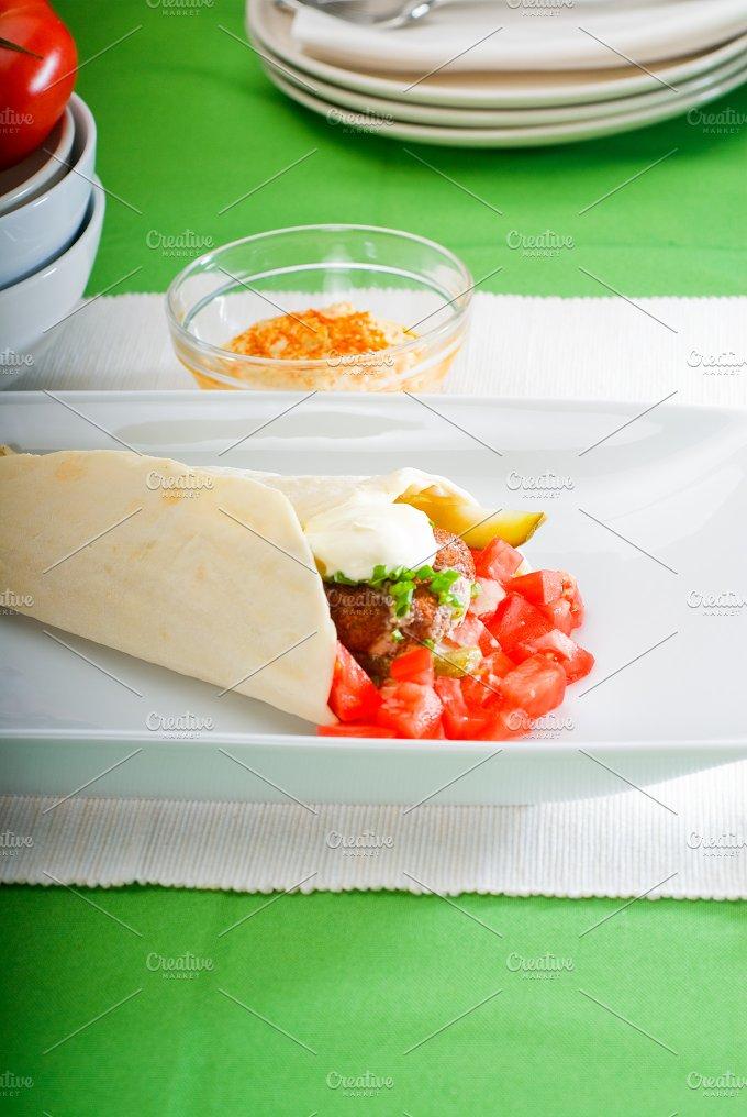 falafel wrap 18.jpg - Food & Drink