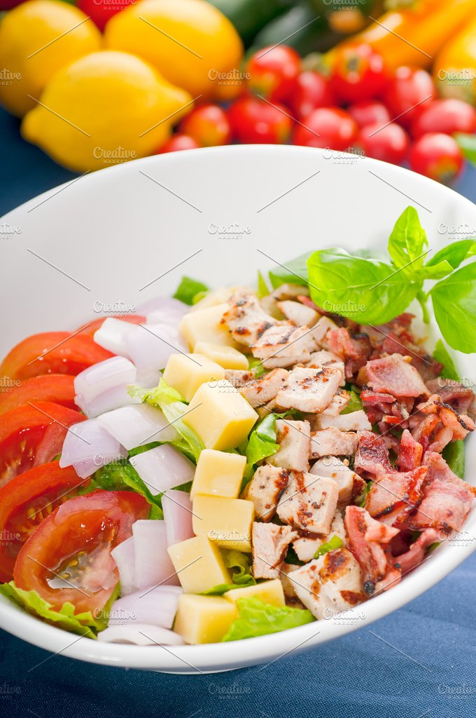 fresh and healthy caesar salad 30.jpg - Food & Drink