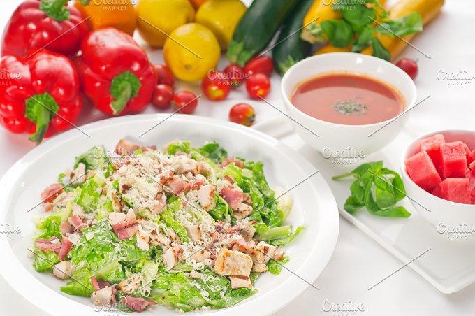fresh caesar salad 9.jpg - Food & Drink