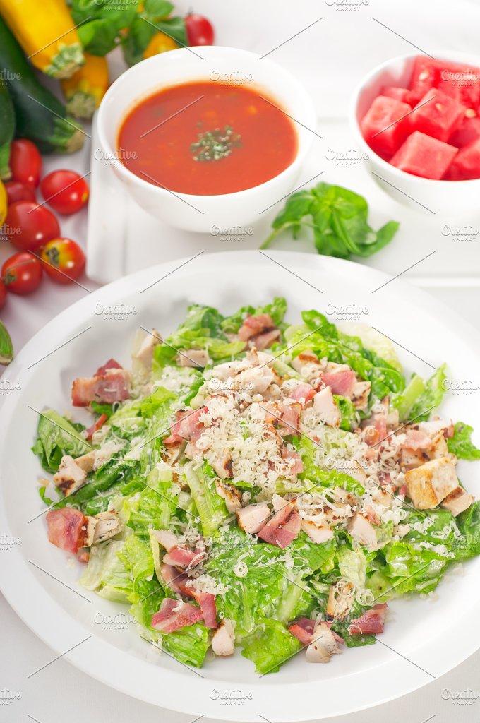 fresh caesar salad 11.jpg - Food & Drink
