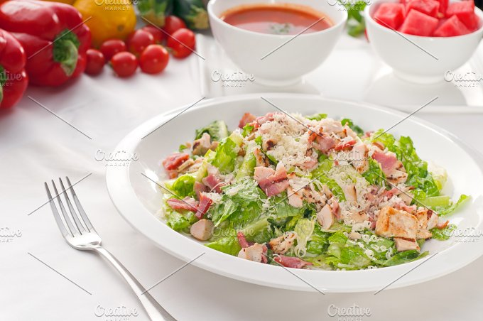 fresh caesar salad 19.jpg - Food & Drink