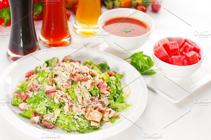 fresh caesar salad 8.jpg - Food & Drink