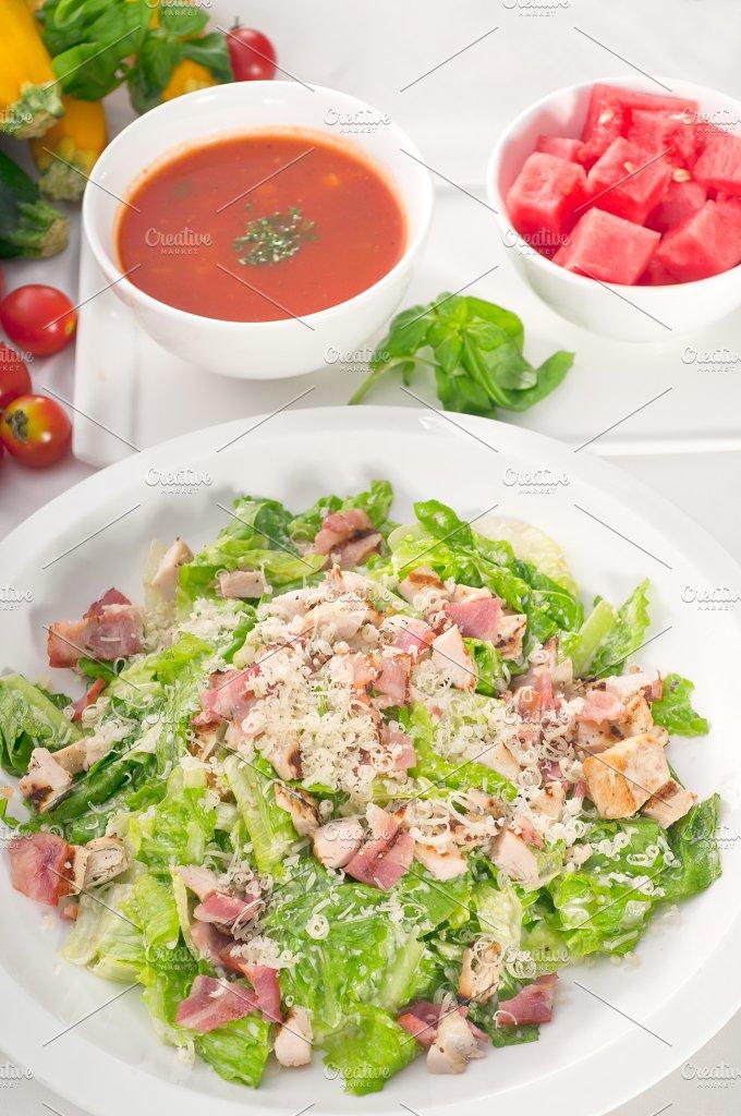 fresh caesar salad 12.jpg - Food & Drink