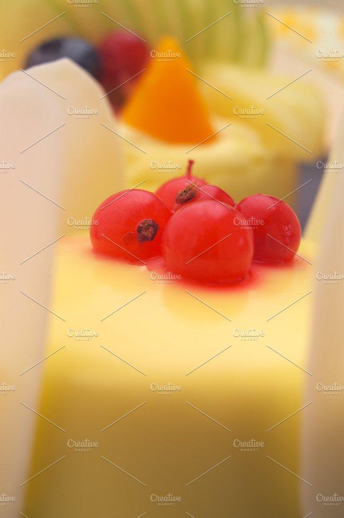 fresh fruit cake dessert H10 17.jpg - Food & Drink