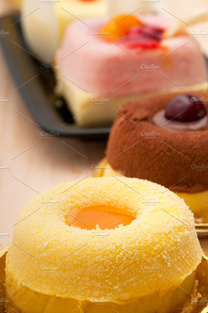 fresh fruit dessert pastry cake 16.jpg - Food & Drink