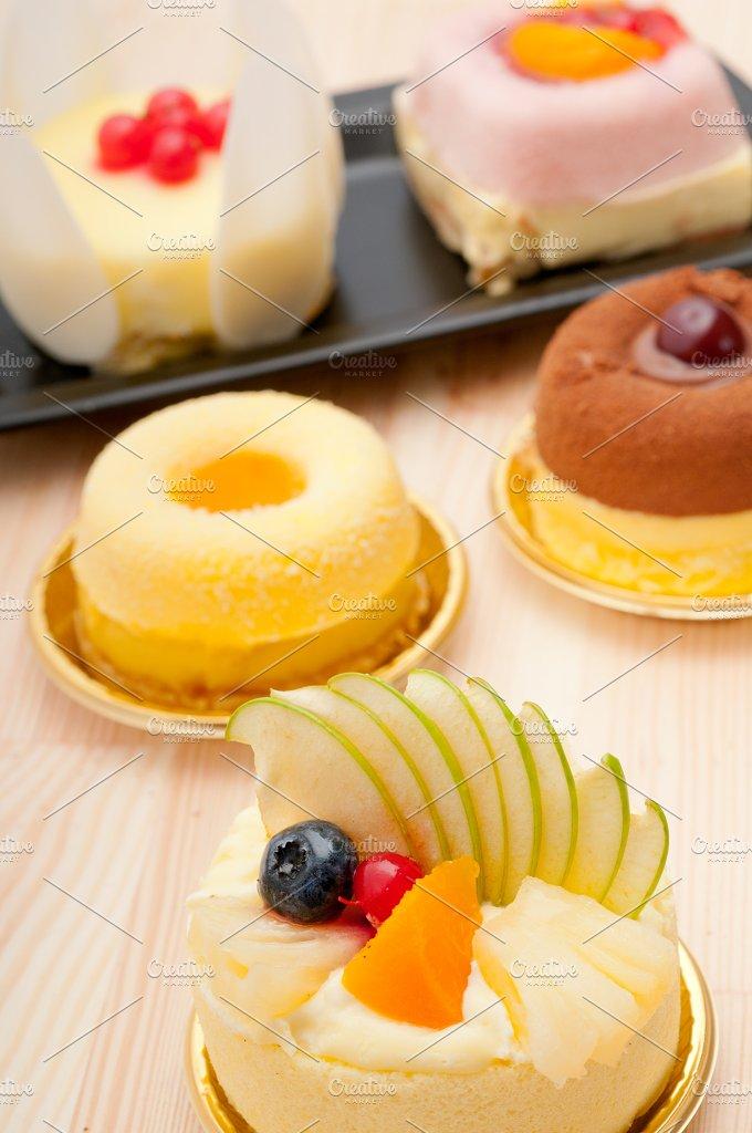 fresh fruit dessert pastry cake 42.jpg - Food & Drink