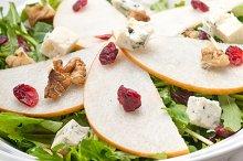 fresh pears arugola and gorgonzola salad 18.jpg