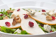 fresh pears arugola and gorgonzola salad 19.jpg