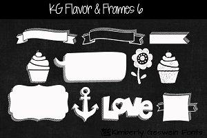 KG Flavor and Frames 6