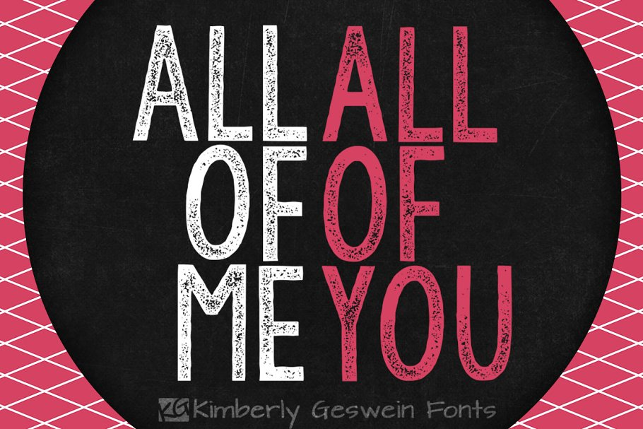 KG All of Me