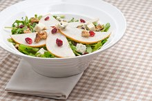 fresh pears arugola and gorgonzola salad 37.jpg