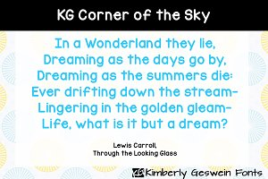 KG Corner of the Sky