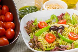 fusilli pasta salad and pesto 6.jpg