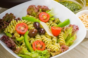 fusilli pasta salad and pesto 10.jpg