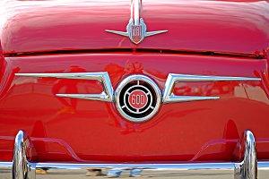 SEAT 600 detail