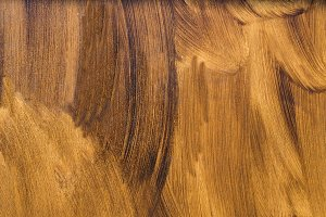 Grungy brown painted wood texture