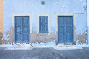 Mediterranean style exterior
