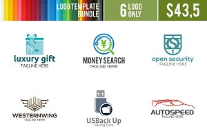 Logo Templates Bundle #8