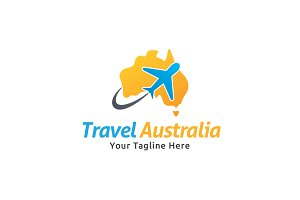 Travel Australia Logo