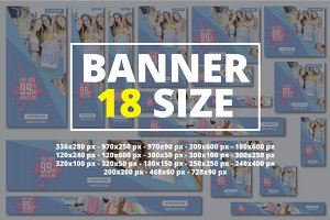 Web Banners - Off Sale in New Year