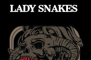 Lady Snakes