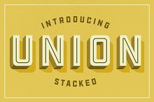 Union Stacked - Layered Type System