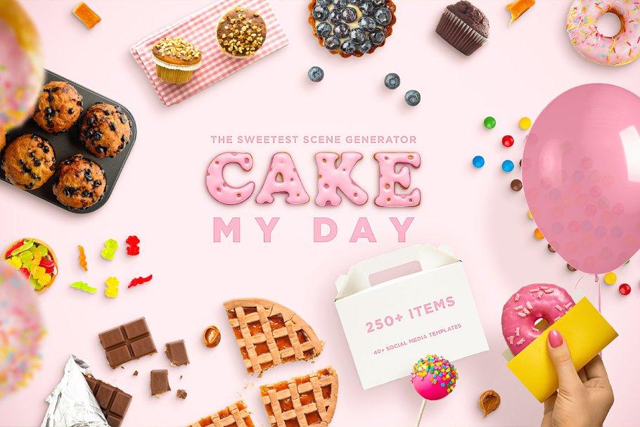 Cake My Day! The Sweetest Scene Gen.