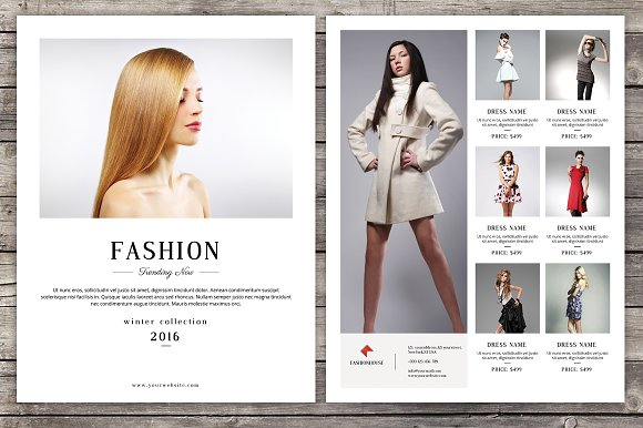 Fashion Flyer | Product Promotion