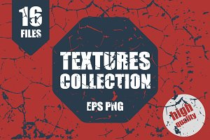 Textures collection – 16 files