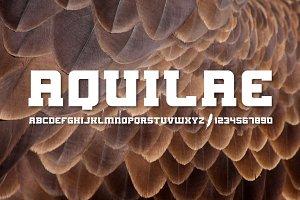 AQUILAE Slab Serif