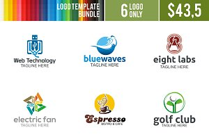 Logo Templates Bundle #10