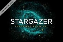 Stargazer Photoshop Brush Set