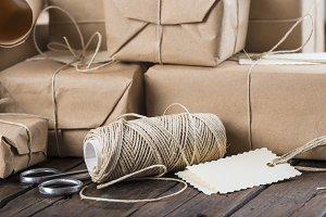 Preparing gifts
