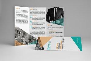 Kreatif Trifold Brochure