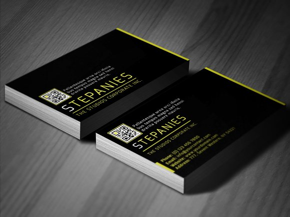 Personal Business Card Template Business Card Templates - Personal business cards template