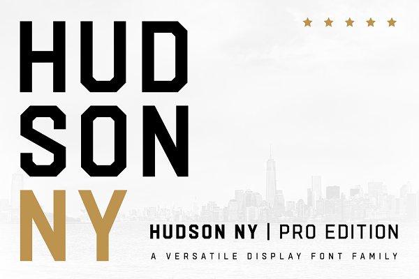 Hudson NY - Pro Edition