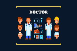 Doctor and Medical Items