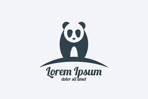 Panda Logo design.
