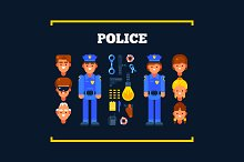 Police and Police Stuff