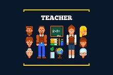 Teachers and School Supplies