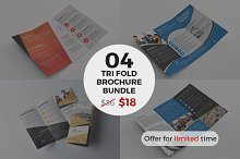 Tri fold Brochure Bundle