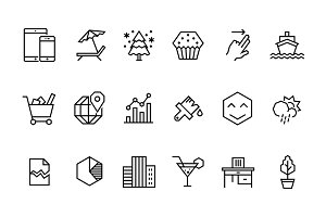 Angular- 1400 icons