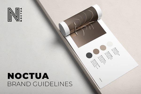 Noctua Publisher Brand Guidelines