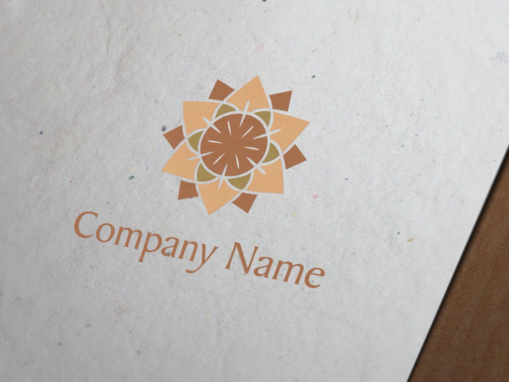 Lotus flower logo template logo templates creative market izmirmasajfo