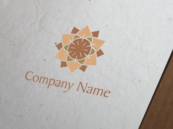 lotus flower logo template logo templates creative market