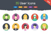 by  in User Icons