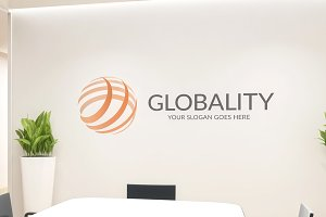 Global - Abstract Logo