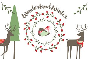 Wonderland Winter Collection